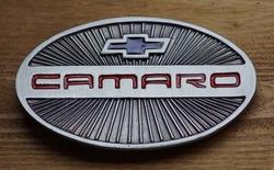 "Verzamel buckle  "" Camaro """