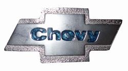"""Verzamel buckle  """" Chevy """"   UITVERKOCHT"""