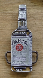 "Losse gesp  "" Jim Beam ""  Wiskey"
