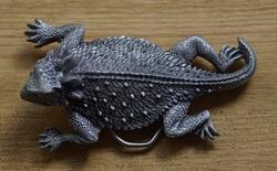 "Western gesp  "" Salamander """