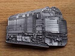 "Siergesp  "" Americaanse locomotief """