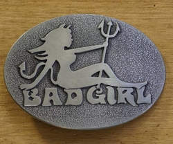 "Humor gesp  "" Bad girl """