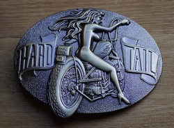 "Motor buckle  "" Hard tail """