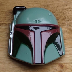 "Gesp buckle  "" Boba Fett  ""  Star Wars"