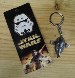"Sleutelhanger "" Star Wars ruimteschip "" Naboo Royal Starship"
