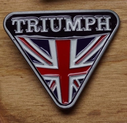 "Buckle / gesp  ""  Triumph """