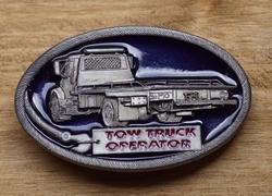 "Siergesp  ""  Tow trucker operator ""  Takelwagen"