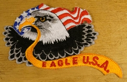 "Applicaties  "" Eagle U.S.A. """