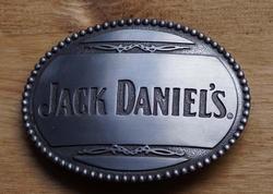 Jack Daniels buckle  UITVERKOCHT