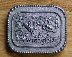 """Buckle / gesp  """" Wrangler """"   Rodeo"""