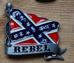 "Buckle / gesp  "" Rebel  """