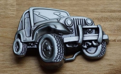 "Verzamel buckle auto  "" Jeep """