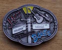 "Country Buckle  "" Jazz,  Blues """