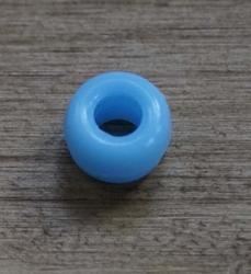 """Kraaltje  """" 0,5 cm """"  Blauw"""