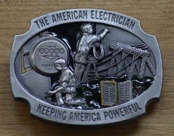 "Gesp "" The american electrician, keeping america powerful"""
