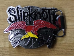 "Music belt buckle  "" Slipknot """