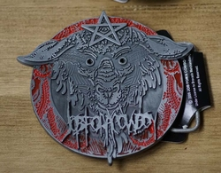 "Music buckle  "" Lamb of God """