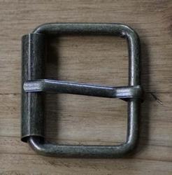"""Riem gesp """" Koperkleurig """"  3,8 cm"""