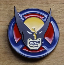 "Gesp buckle  "" X-men  Wolverine """