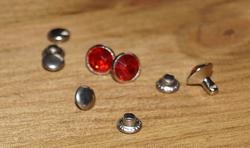 Studs glitter steenje