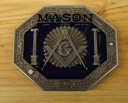 """Losse gesp   """" Mason """"  ( Metselaar )"""