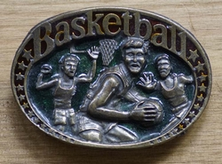 "Sport buckle "" Basketball """