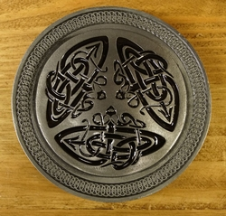 "Buckle / gesp  "" 3 Celtic knopen """