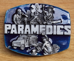 """Losse gesp  """" Paramedics """"   ( Ambulancebroeder )"""