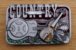 "Country Buckle  "" Keep it country """
