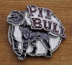 "Riem buckle  "" Pit bull """