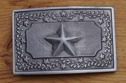 "Gesp buckle  "" US Texas star """