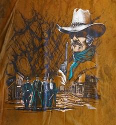 """T-shirt   """" Cowboy """"  Bruin"""