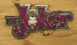 "Gesp / buckle  "" The Joker """