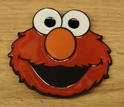 "Gesp / buckle  "" Elmo """