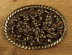 Sterling zilver buckle