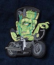 """Applicatie   """" Frankenstein op motor """""""