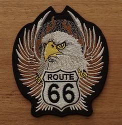 """Applicatie   """" Route 66  adelaar """""""
