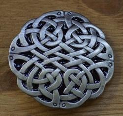 "Celtic buckle  "" Oneindige knoop """