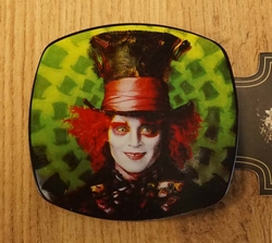 Buckle  ' Mad Hatter