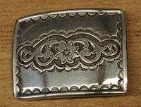 Sterling zilver gespen