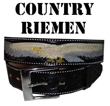 Country riemen lengte 100 cm