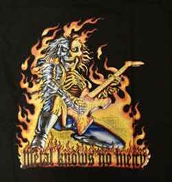 Doodskoppen / horror T-shirts