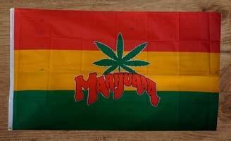 Drugs vlaggen