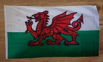 Landsdelen / graafschappen vlaggen