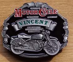 Motor Cycle collection gespen