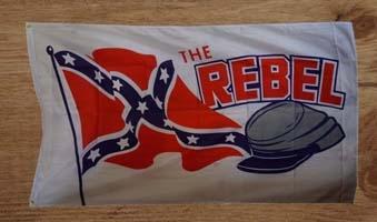 Rebel vlaggen