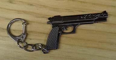 Sleutelhangers western