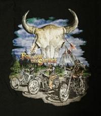 Motorrijders T-shirts